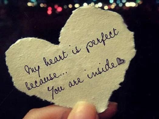 Kata Mutiara Romantis Terindah Cinta