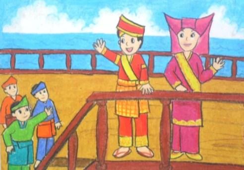 cerita kisah malin kundang