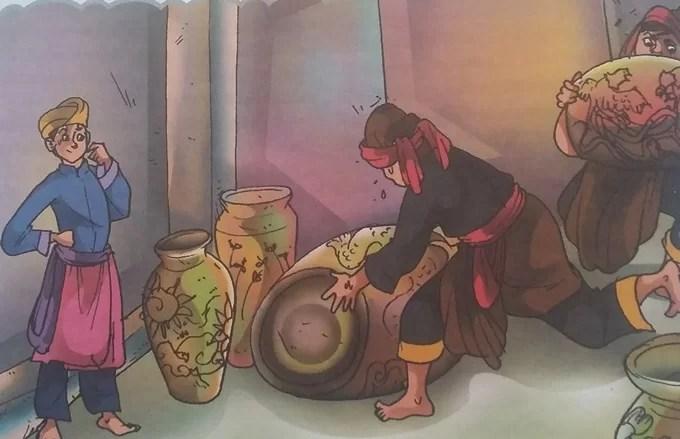 Kumpulan Cerita Rakyat Asal Mula Pulau-Pulau di Tobelo