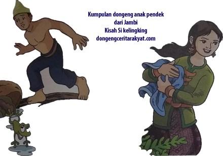 Kumpulan dongeng anak dari Jambi