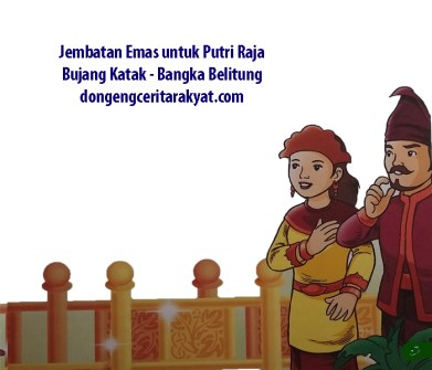 Cerita Rakyat Bangka Belitung Bujang Katak