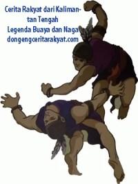 Cerita Rakyat dari Kalimantan Tengah Legenda