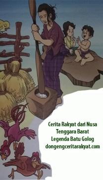 Cerita Rakyat dari Nusa Tenggara Barat