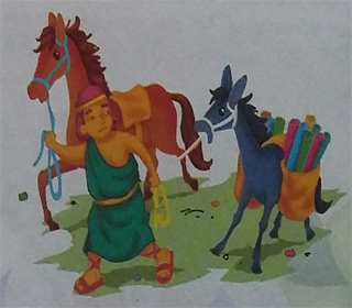 Contoh Dongeng Pendek dari Yunani