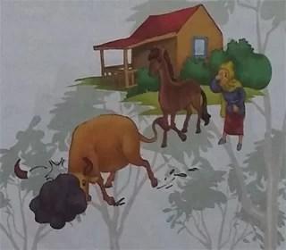 Buku Dongeng Anak Bergambar Filipina Anak Yang Menjadi Batu