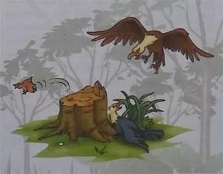 Contoh Dongeng Binatang Cerita Hewan Singkat
