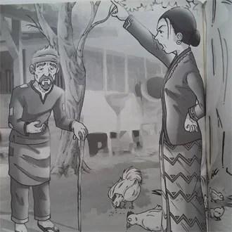 Cerita Rakyat Situ Bagendit Dongeng Situ Bagendit