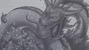 Cerita Dongeng Legenda Kisah Sepasang Naga