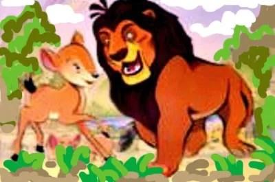 Kumpulan Cerita Si Kancil dan Singa Fabel Anak