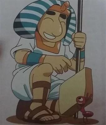 Contoh Judul Cerita Legenda Mesir