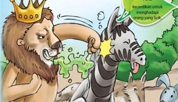 530 Gambar Binatang Hutan Kartun Gratis