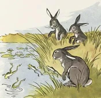 Dongeng Fabel Kisah Keluarga Kelinci