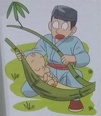 Dongeng Legenda Putri Bambu