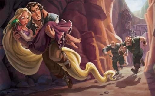 cerita dongeng putri rapunzel