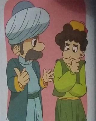 Cerita Lucu Abu Nawas Memindahkan Istana