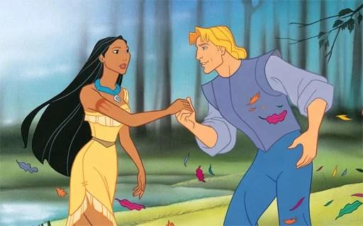 Dongeng Pocahontas Disney