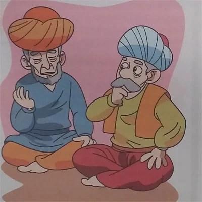 Cerita Rakyat Jaman Dulu India