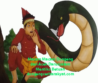 Cerita Rakyat Nanggroe Aceh Darussalam