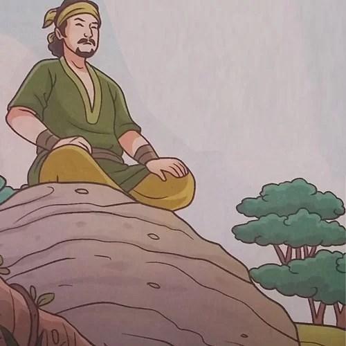 Contoh Cerita Legenda Singkat