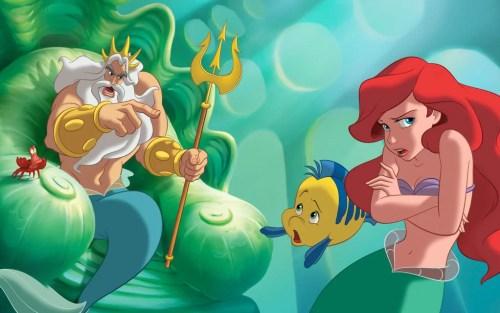 Cerita Dongeng Singkat Little Mermaid si Puteri Duyung Kecil