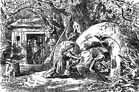 Dongeng Anak Dunia dari Jerman Hansel dan Gretel