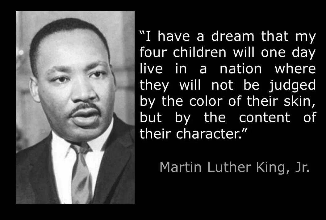 Mutiara Kata-Kata Bijak Martin Luther King Jr