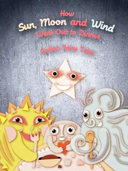 Dongeng Untuk Anak Anak : Matahari, Bulan, dan Angin