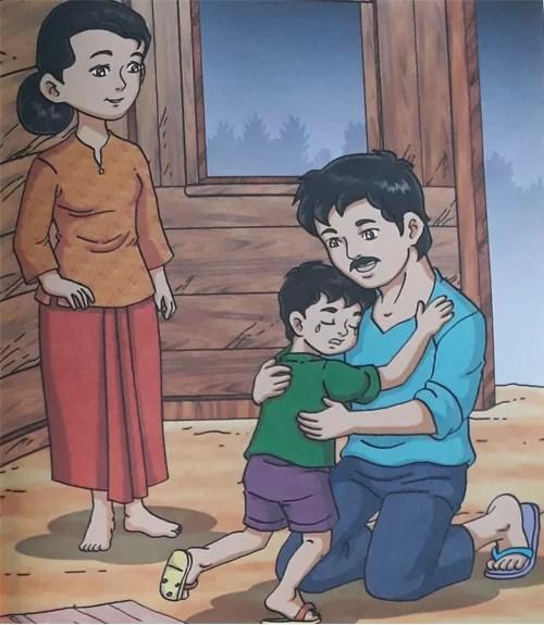 Contoh Cerpen Bahasa Indonesia