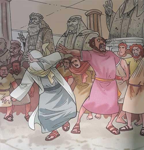 Cerpen Kisah Nabi Hud AS dihina Kaum Ad