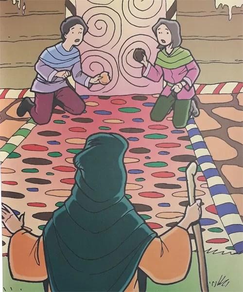 Cerita Dongeng Hansel dan Gretel