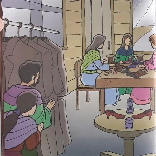 Cerpen Anak Terbaru Peri Pembuat Sepatu