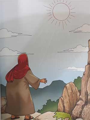 Kisah Nabi Ibrahim Mencari Tuhan