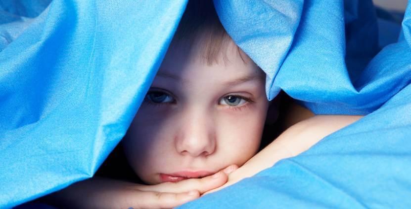 Dampak Buruk Sulit Tidur Bagi Anak
