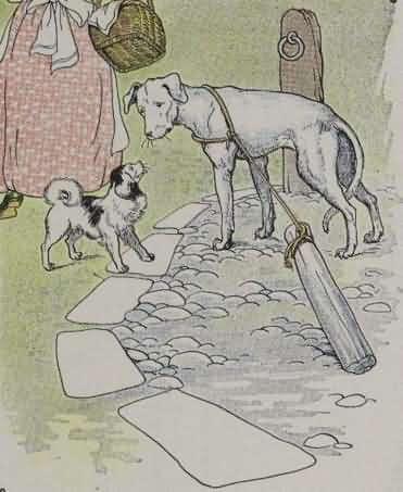 Fabel Dongeng Anak Sederhana Anjing yang Nakal