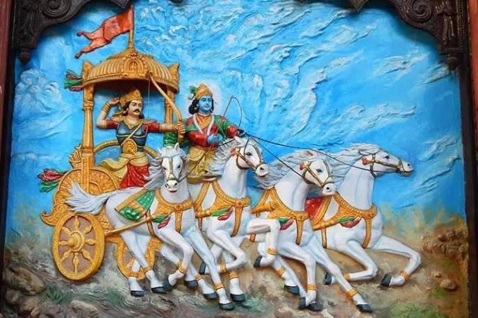 Pertempuran Kurukshetra (Mahabharata)