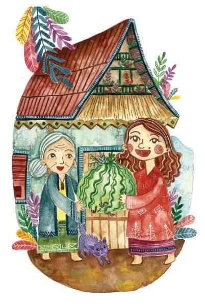 Cerita Rakyat Indonesia Bawang Merah Bawang Putih