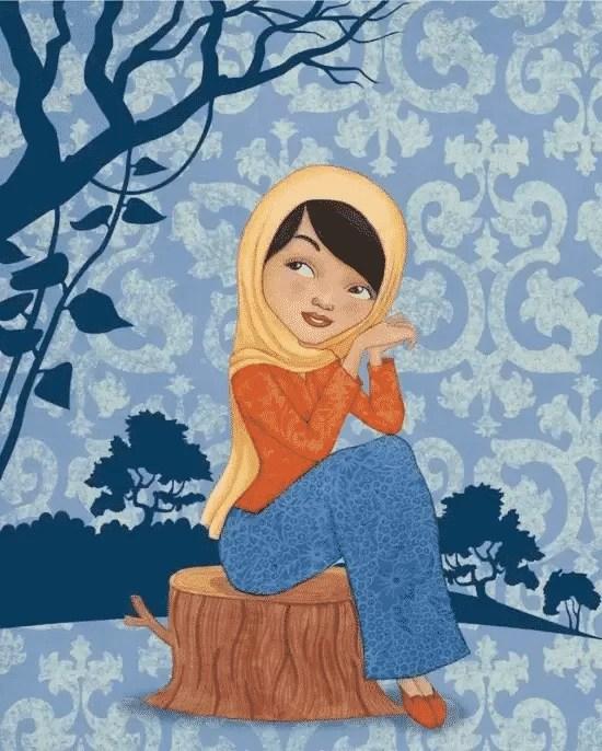 Cerita Dongeng Puteri Bidasari