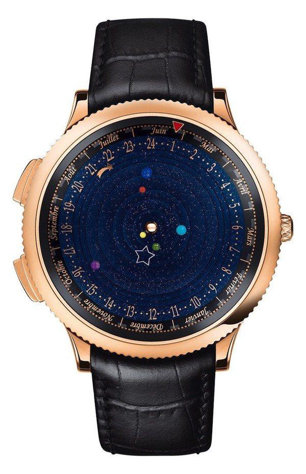 Đồng hồ siêu đặc biệt dành cho người yêu thiên văn