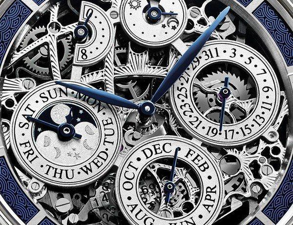 Chiêm ngưỡng chiếc đồng hồ đeo tay đẹp mãn nhãn của Jaeger-LeCoultre 1