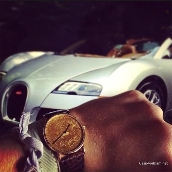 Đồng hồ xịn và xe sang - Sự kết hợp hoàn hảo (P1) 6