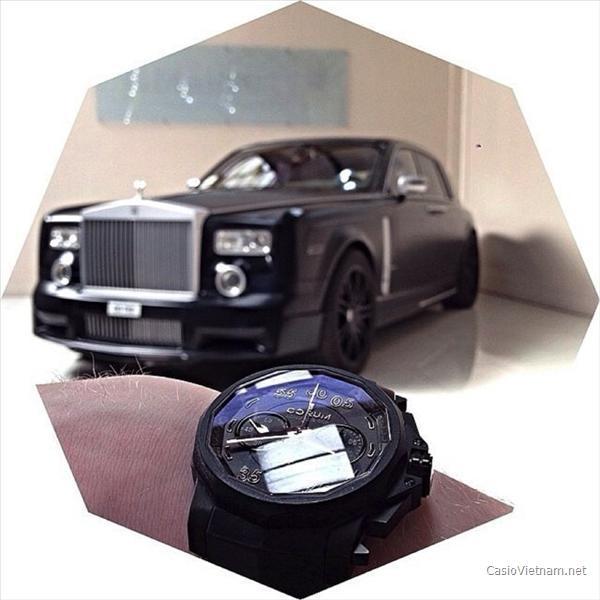 Đồng hồ xịn và xe sang - Sự kết hợp hoàn hảo (P1) 7