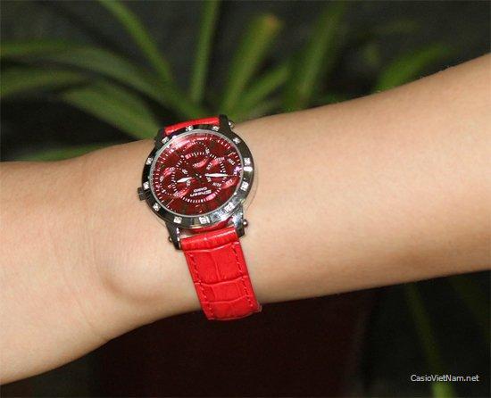 Xu hướng đồng hồ đeo tay của năm 2014