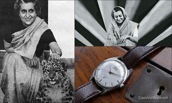 Các nguyên thủ quốc gia họ đeo đồng hồ thương hiệu gì?