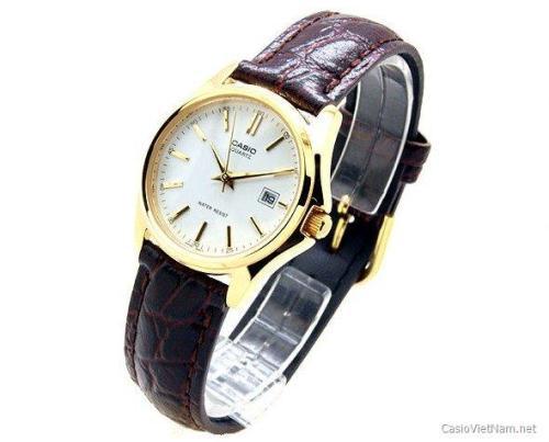 Đồng hồ nữ dây da thể hiện đẳng cấp phái đẹp