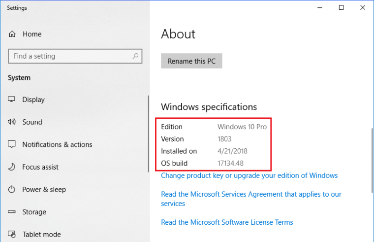 How to Find out the Windows Version You're Using - Dong