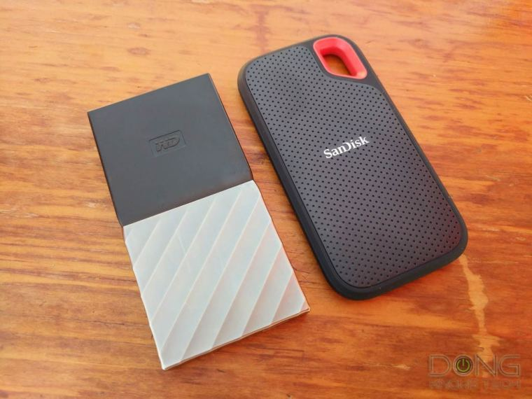 SanDisk Extreme Portable SSD Review - Dong Knows Tech