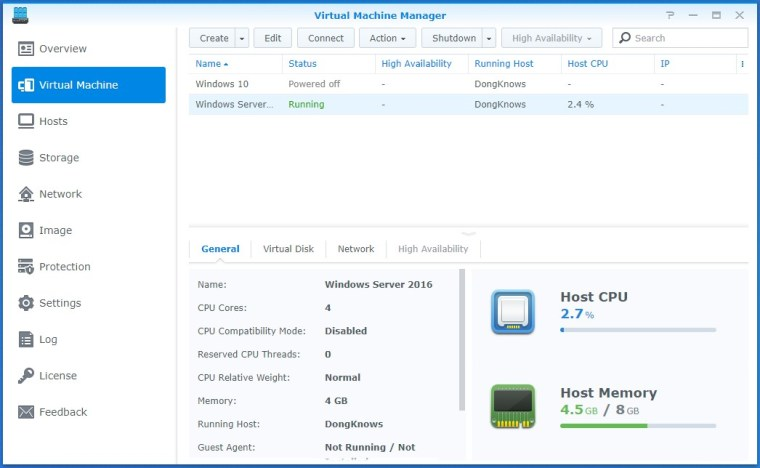 Synology DS1019+ NAS Server Review - Dong Knows Tech