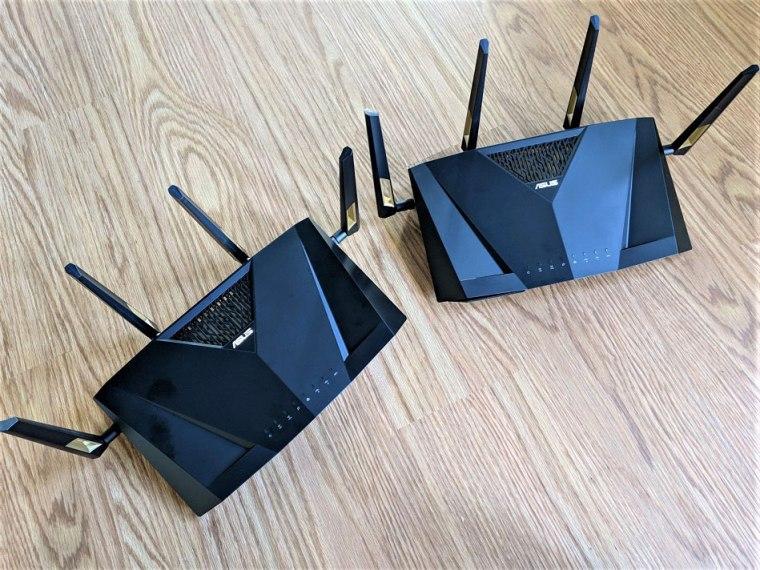 AiMesh on 802 11ax: How Wi-Fi 6 Will Enhance Mesh - Dong