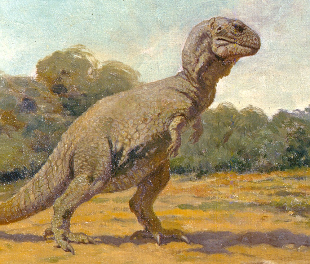 Tyrannosaurus rex s appearances in popular culture part 1 for Tyranosaurus
