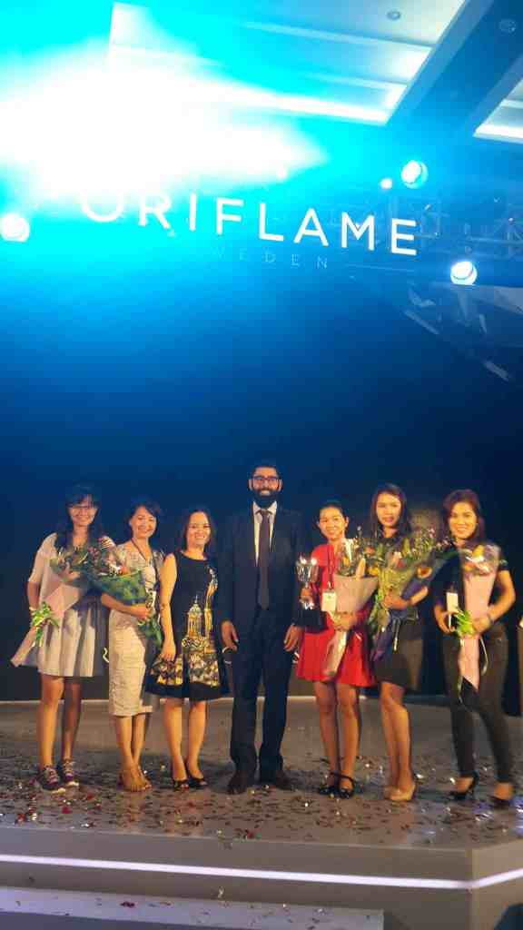 Do Ngoc Thuy - Vo Dich Tuyen Dung Oriflame 2015 - 2